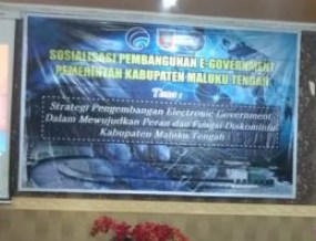 e-Government untuk Tingkatkan Layanan Publik