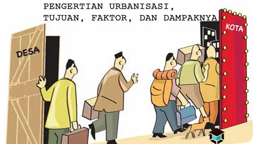 pengertian-urbanisasi